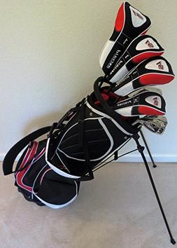 """Mens Complete Golf Set Custom Made Clubs for Tall Men 6'0""""-"""