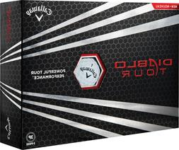 Callaway Diablo Tour 3P Golf Balls