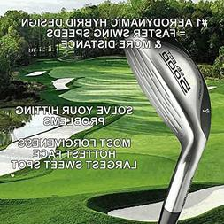 #1 Driving One Iron Wood Hybrid Long Driver Illegal Distance