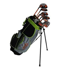 DROC - Dimond Series 13 Pcs Right Hand Golf Club Set & Golf