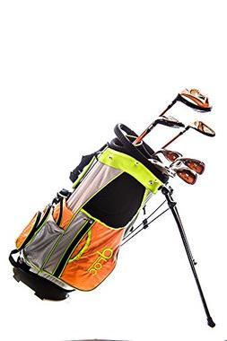 Droc - Noa Series 7 Pcs Golf Clubs Set + Golf Bag Age 6 - 10