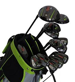 DROC - Nikki Series 13 Pieces Golf Club Set & Golf Bag Ages