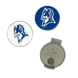 Team Effort Duke Blue Devils Hat Clip & 2 Ball Markers