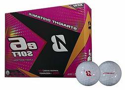 Bridgestone Golf e6 Soft Golf Balls, Lady Edition, Female So