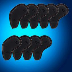 Embossed Golf Iron Head Covers Club Cover For TaylorMade P79