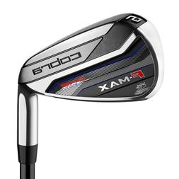 Cobra F-Max One Length Irons 6-PW Cobra SuperLite Graphite S