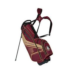 Florida State Seminoles Gridiron III Stand Bag by Team Effor