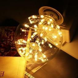 G80 Retro Vintage LED Golf Ball Light Decorative Bulb E27 An