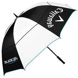 "Callaway Golf 2018 Rogue Umbrella, Black/White, 68"""