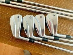 Taylormade Golf 2021 P770 iron set 4-PW KBS Tour 120 stiff