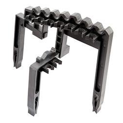 DSMY 9 Iron ABS Golf Club Organizer Shaft Holder Stacker Tra