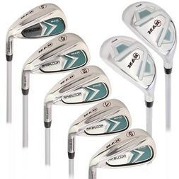 golf accubar ladies right hand graphite iron