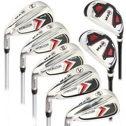Ram Golf Accubar Mens Right Hand +1 Inch Iron Set 6-7-8-9-PW
