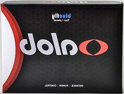 New alob Golf Balls - bluefly - tour 4 pieces - 1 Dozen