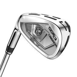 Wilson Staff C300 Forged Iron Set Stiff  KBS Tour 105