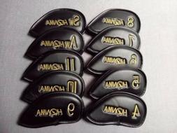 golf club irons 4 11 a s