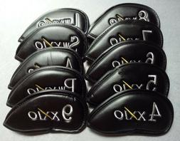 Golf Club Irons Cover XXIO on Course Style 10 Pieces Set 4-9