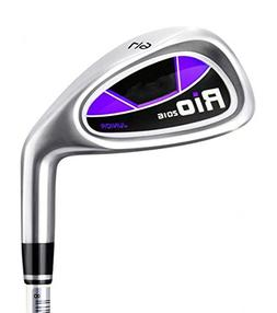 Kids Golf Clubs 7# Irons R Grade with Graphite Shaft for Beg
