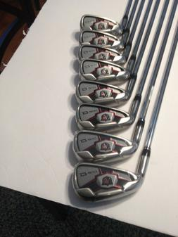 Wilson Staff Golf Clubs D-200 irons 4-GW