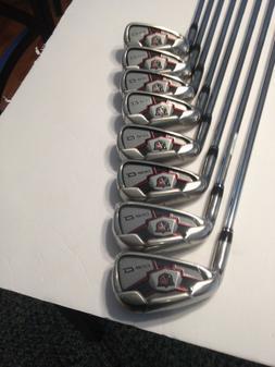 Wilson Staff Golf Clubs D-200 irons 4-GW