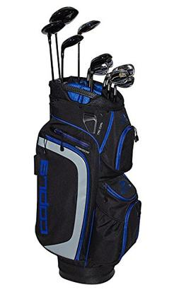 NEW Cobra Golf XL 13 Piece Complete Set w/ Bag, Irons, Drive