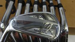 Titleist Golf Custom 718 AP2 Irons 4-GW KBS C-Taper Lite Sti