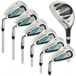 golf ez3 ladies right hand iron set