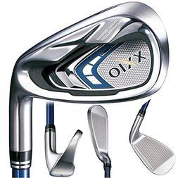 XXIO Golf, XXIO9 Irons, Men's, Right Hand, Graphite, 7, Loft