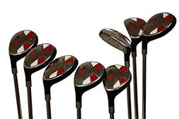Women's Majek Golf All Ladies Hybrid Complete Full Set which