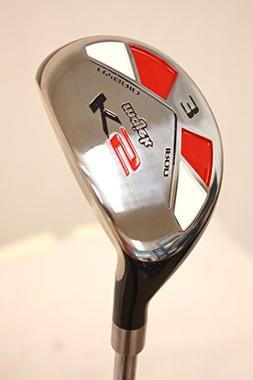 Majek Golf All Hybrid #3: +2 Inches Longer Than Men's Standa