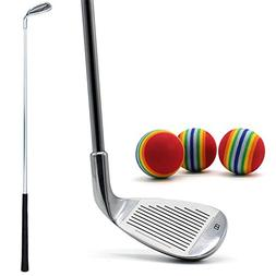 GoofTec Golf #8 Iron Club,38 Degree Men's Right Hand with 3
