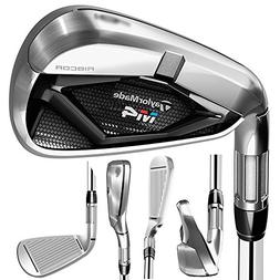 TaylorMade Golf- 2018 M4 Irons 5-PW Regular Flex Graphite
