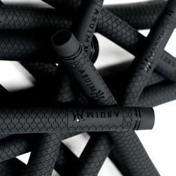 Miura Golf Logo Grips LAMKIN CUSTOM UTX Dark Gray Iron and W