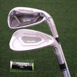TaylorMade Golf M2 2017 LEFT HAND 4 Iron &/or Sand Wedge REA