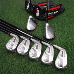 TaylorMade Golf M6 Combo Iron Set 4h+5h AND 6-PW - Atmos Reg