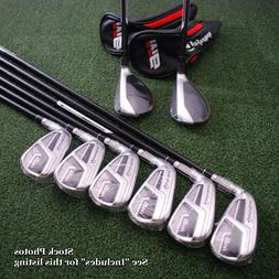 TaylorMade Golf M6 Rescue+Irons Combo Set - Get EXACTLY What