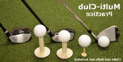 Golf Mat 3' x 5 ' Dura-Pro Multi-Club Champion WoodTee Drive