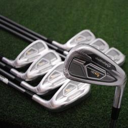 TaylorMade Golf PSi Irons 3-PW - LEFT HAND - Kuro Kage 80i G