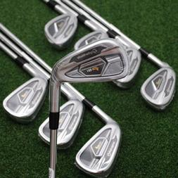 TaylorMade Golf PSi Irons 4-PW-AW 8pc Set KBS Tour 90 Steel
