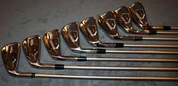 TaylorMade Golf PSi Irons Split Set 3-PW Stiff Flex KBS C-Ta