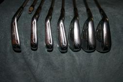 TaylorMade Golf PSi Irons Split Set 5-PW  KBS C-Taper Stiff