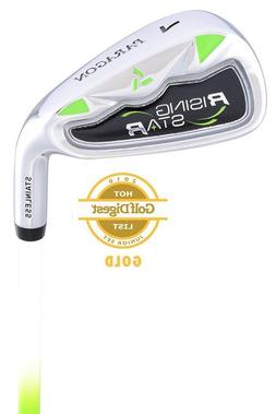 Paragon Golf Rising Star Kids Junior #9 Iron Ages 8-10 Green
