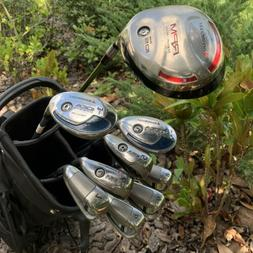 Adams Golf RSM Driver And Idea Tech OS Full Set Hybrid IRONS