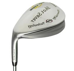 Ray Cook Golf Shot-Saver Alien Wedge, Right, Steel, Wedge, 6
