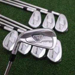 Bridgestone Golf Tour B JGR HF2 Forged Iron Set 4-PW+AW XP95
