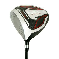 Powerbilt Golf TPS Supertech Mens Flex Driver RH LH Offset B