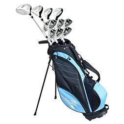 "Palm Springs Golf VISA LADY PETITE -1"" ALL GRAPHITE Hybrid C"