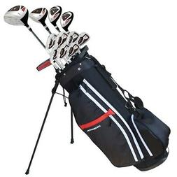 "Prosimmon Golf X9 V2 Tall +1"" Mens Graphite/Steel Golf Club"
