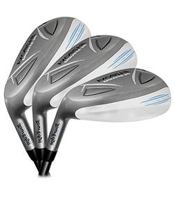 Tour Edge GolfLadies Bazooka Platinum All Hybrid Irons Graph