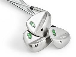 BombTech Golf - Premium Golf Wedge Set for Men - 52 56 60 Go